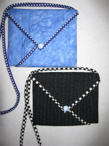 Machine Quilting Basics: Make a little tote bag